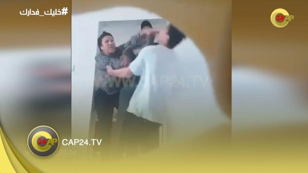 أول خروج إعلامي لحمزة بعد الإعتداء عليه من طرف زوجة أبيه