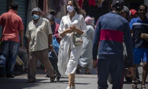 إصابة و 5 وفيات بكورونا..حصيلة 24 ساعة من الرصد الوبائي