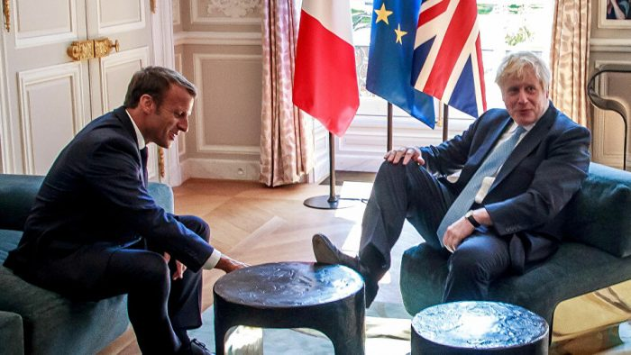 هل وصلت العلاقات بين فرنسا و بريطانيا الى النفق المسدود؟