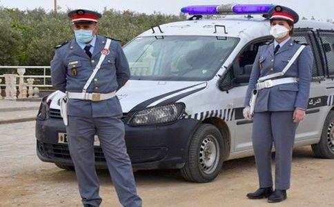 الفرقة الوطنية للدرك تستدعي متهمين بتبييض الأموال