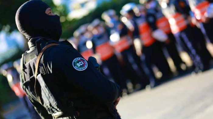 شرطة تطوان تُنهي مغامرات سارقي وكالة لصرف العملات