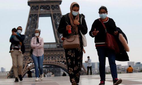 فرنسا تُلغي إجبارية الكمامة وترفع حظر التجول الليلي الأحد