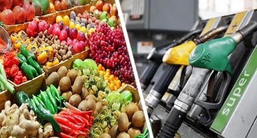 تقرير: أسعار المواد الغذائية والمحروقات ارتفعت خلال الشهر الماضي