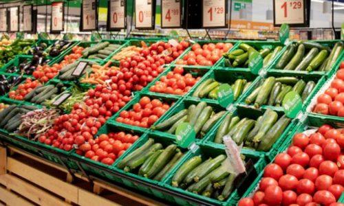 الفواكه والخضر المستوردة من المغرب