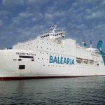 هذه قائمة مواعيد الرحلات البحرية بين ميناء سيت الفرنسي وميناء الناظور