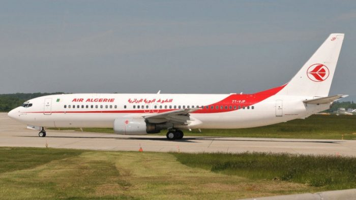 إسبانيا تمنع طائرة جزائرية من دخول مجالها الجوي