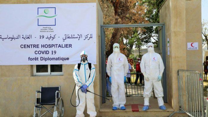 انخفاض طفيف للإصابات الجديدة بفيروس كورونا بالمغرب