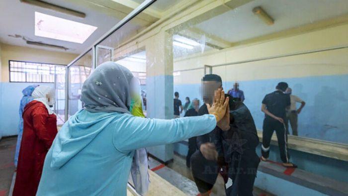 قرار جديد لمندوبية السجون .. منع الزيارات حتى إشعار آخر
