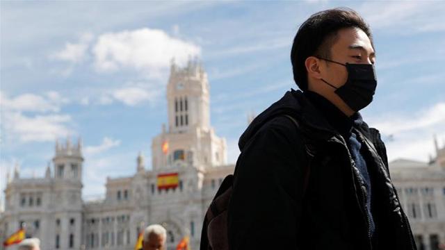 ألمانيا تُعلن إسبانيا كلها منطقة محطورة