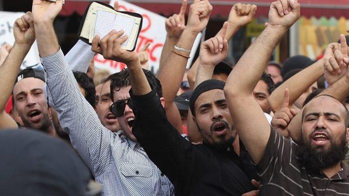 الاسلامويون والشبيبة الاتحادية ....لعبة العنف والترهيب .. التضامن المطلق مع شباب التنوير بتطوان
