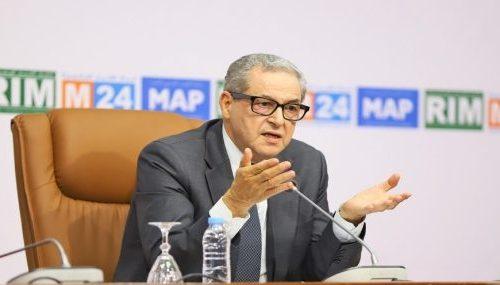 العنصر : لن أترشح لولاية أخرى على رأس الأمانة العامة لحزب السنبلة
