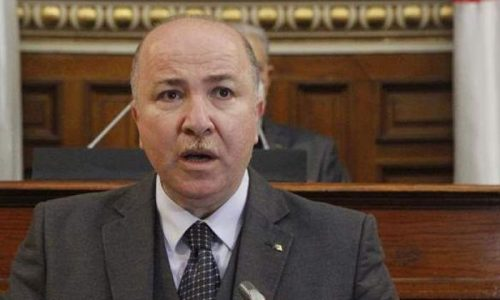 إصابة رئيس الوزراء الجزائري بفيروس كورونا