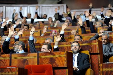 البيجيدي يُصوت على ''وزيعة'' معاشات المستشارين