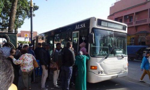 شركة إسبانية تحتكر النقل العمومي بهذه المدينة بدون سند قانوني