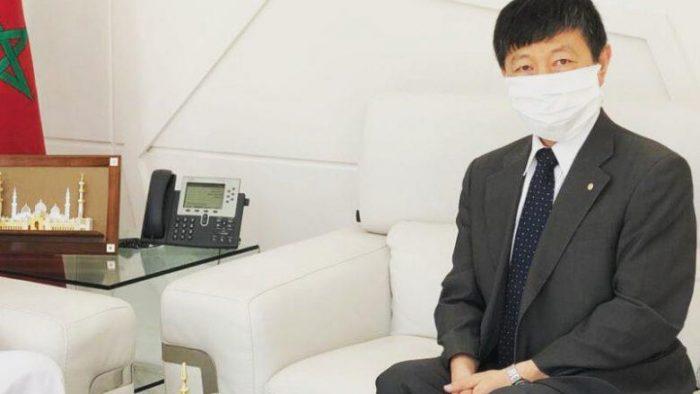 السفير الياباني يتحدث عن تصنيع اللقاح بالمغرب