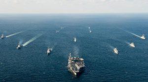 أزمة بحر الصين الشرقي بين بكين وطوكيو في إطار سباقنحو التسلح